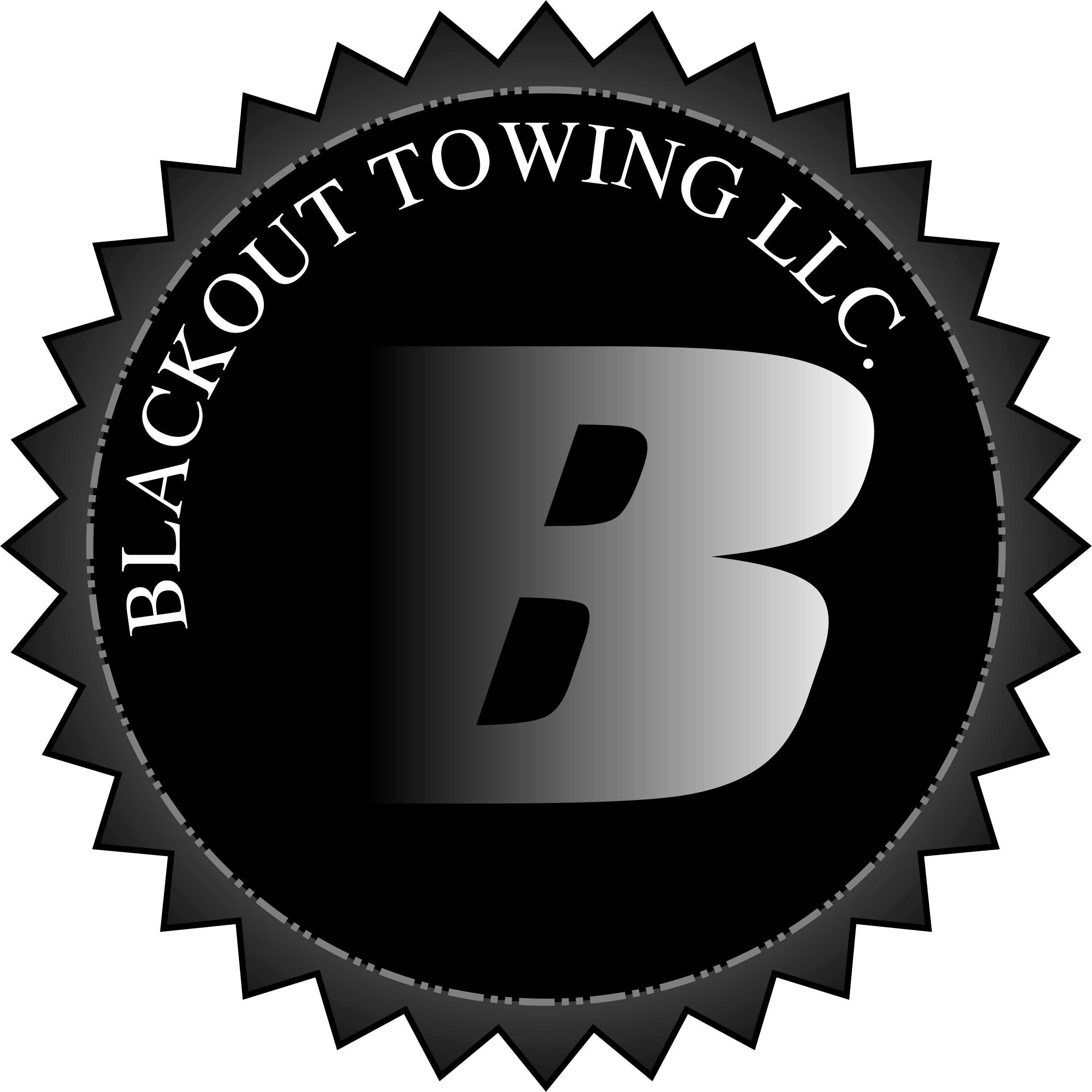 Black Out Towing